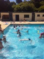 La piscine découverte