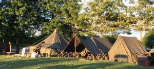 Restitution d'un camp allié samedi 12 et dimanche 13 octobre