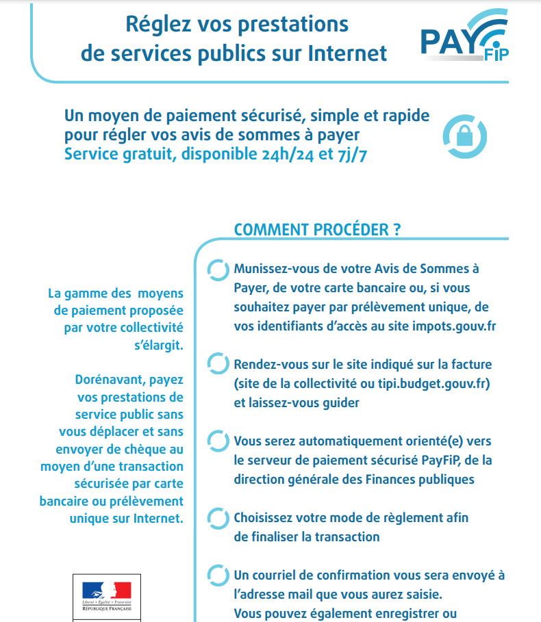 Présentation de Payfip