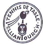 Logo Tennis de table Elliant