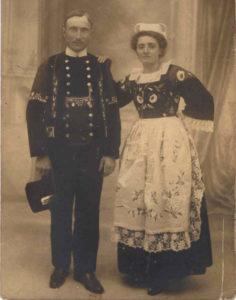 Costume 1900