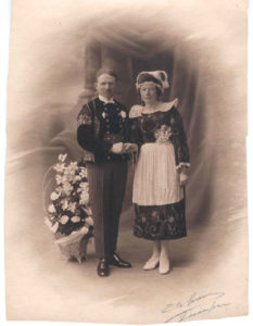Costumes 1930
