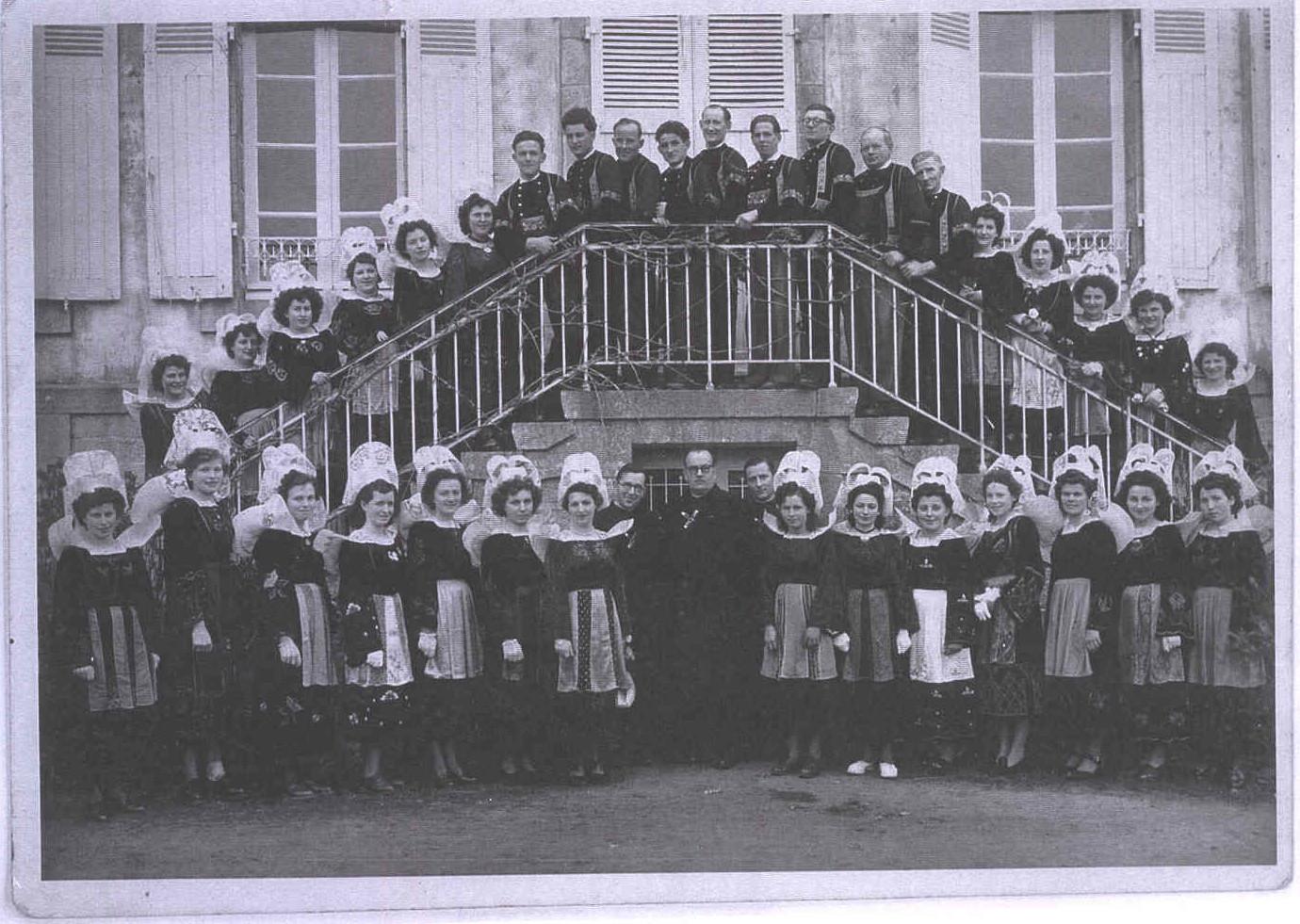 Costume 1950