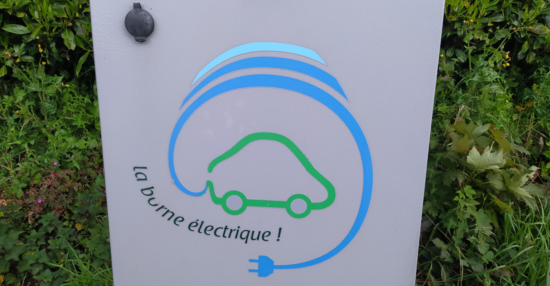 Borne électrique - Elliant